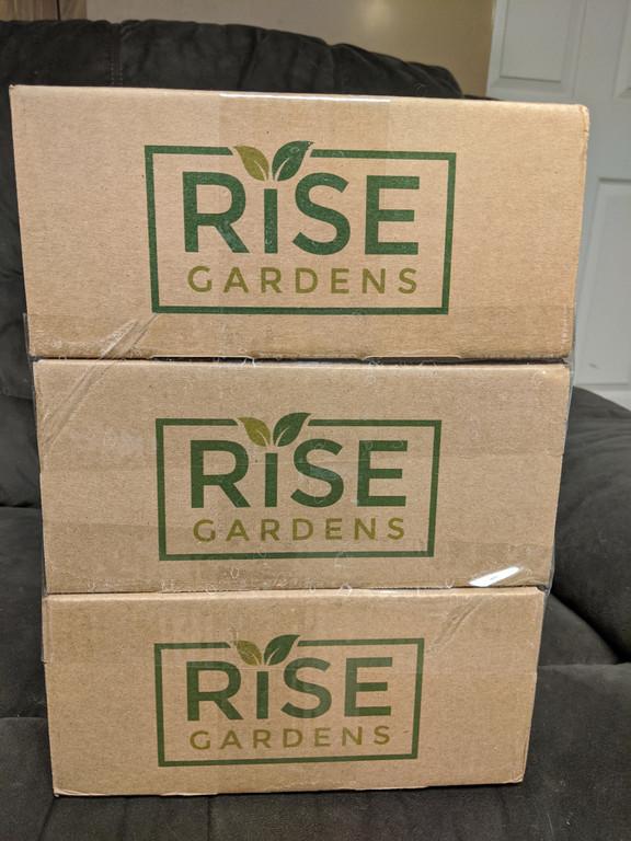 Boxes of nurseries